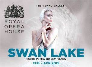Swan Lake - Royal Opera HouseTickets