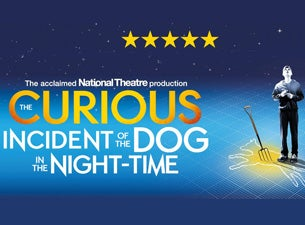 The Curious Incident of the Dog In the Night-TimeTickets