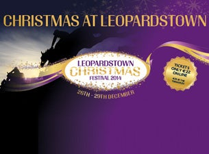 Leopardstown Christmas Festival Tickets