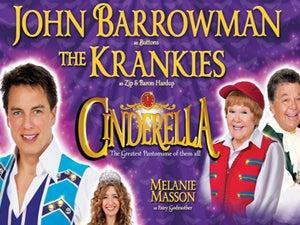 Cinderella - Clyde AuditoriumTickets