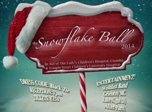 The Snowflake Ball Tickets