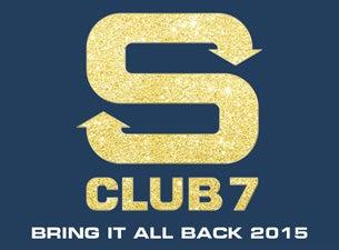S Club 7Tickets
