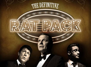 The Definitive Rat Pack Christmas SpecialTickets