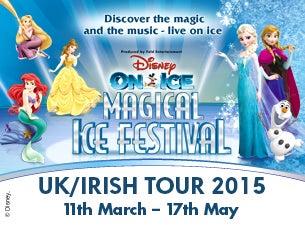 Disney On Ice Magical Ice FestivalTickets