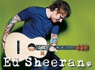 Ed SheeranTickets