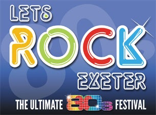 Lets Rock Exeter Tickets