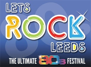 Lets Rock Leeds Tickets