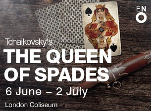 Queen of Spades Tickets