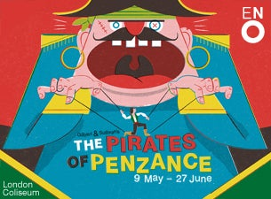 The Pirates of Penzance Tickets