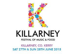 Killarney Festival of Music & FoodTickets