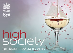 High Society Tickets