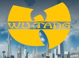 Wu-Tang Clan Tickets