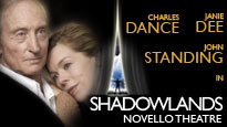 Shadowlands Tickets