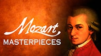 Mozart Masterpieces Tickets