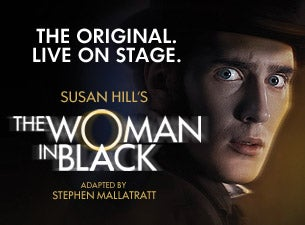 The Woman In BlackTickets
