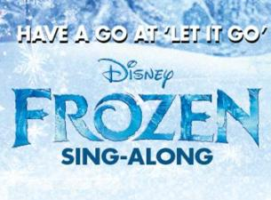 Sing-Along Frozen Tickets