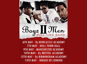 Boyz II MenTickets