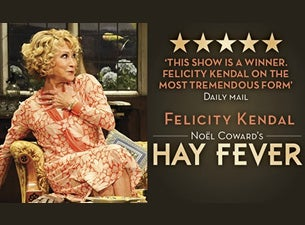 Hay FeverTickets