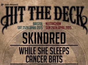 Hit the Deck FestivalTickets