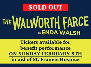 The Walworth Farce Tickets