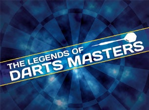 Legends of Darts Masters Tickets