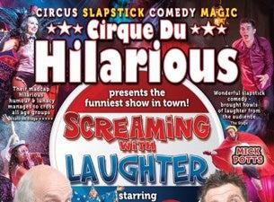 Cirque Du HilariousTickets