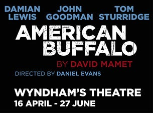 American Buffalo Tickets
