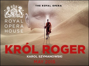 Krol Roger Tickets