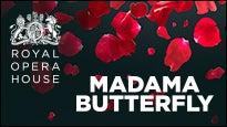 Madama ButterflyTickets