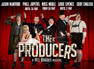 The Producers-The New Mel Brooks Musical (Touring) Tickets