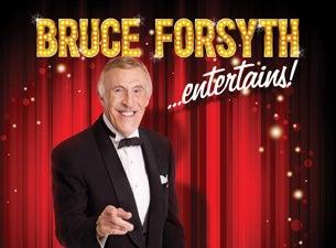 Bruce ForsythTickets