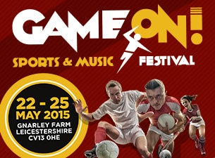 Game On Sports and Music Festival Tickets