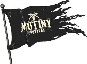 Mutiny FestivalTickets
