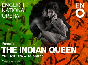 The Indian Queen Tickets