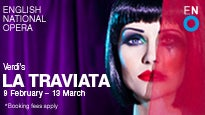 La Traviata - English National OperaTickets
