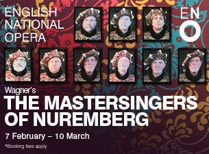 Mastersingers of Nuremburg Tickets
