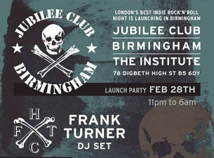 Jubilee Club Birmingham Tickets