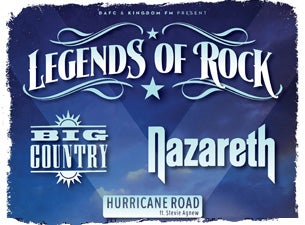 Legends of RockTickets