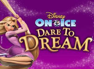 Disney On Ice: Dare To DreamTickets