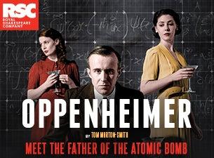 OppenheimerTickets