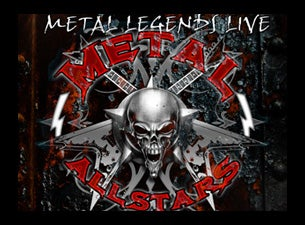 Metal All Star Tickets