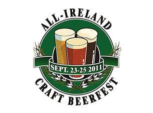 All-Ireland Craft BeerfestTickets