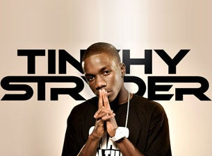 Tinchy Stryder Tickets