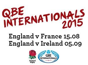 QBE International RugbyTickets