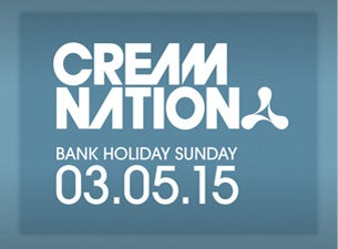 Cream May Tickets