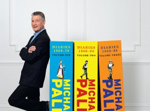 Michael Palin Tickets