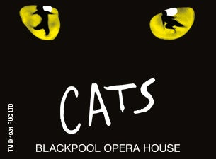 Cats Blackpool Tickets