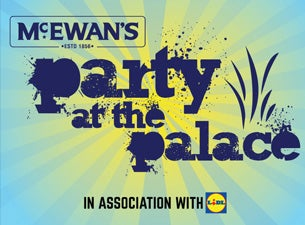 Party At The PalaceTickets