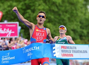 Vitality World Triathlon London Tickets