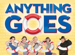 Anything Goes (Touring) Tickets